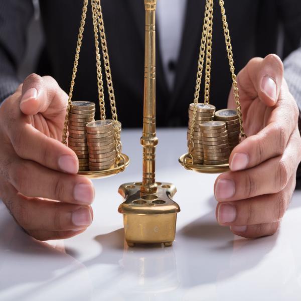 waga sędziowska